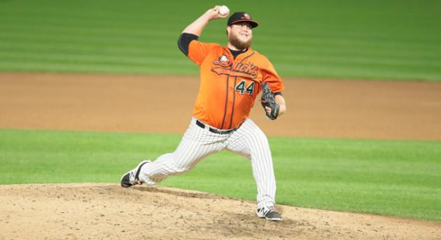 Pitching Leads Way as Flock Even Series