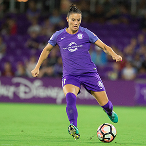 Ali Krieger and Orlando Pride Take on Allie Long and
