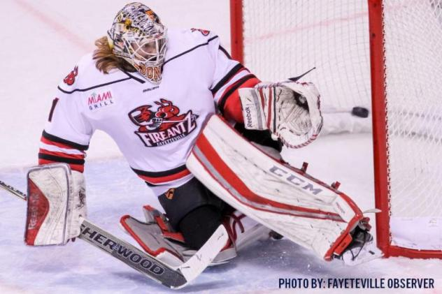 Ice Flyers Acquire SPHL MVP and Goalie of the Year Sean Bonar
