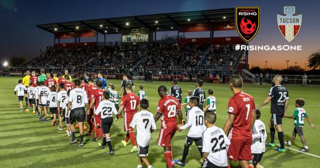 Welcome FC Tucson to the Phoenix Rising Family