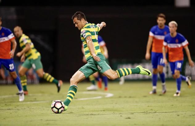 Rowdies Advance to Eastern Conference Semifinals with 3-0 Win over FC Cincinnati