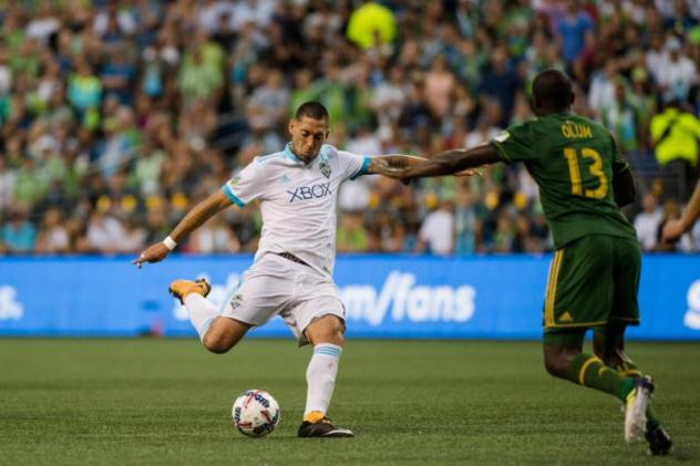 Sounders FC Nominated for Three 2017 MLS End of Year Awards
