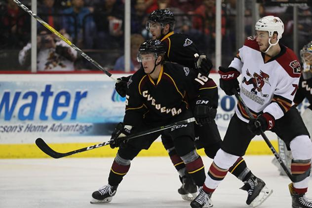 Monsters Clipped by Roadrunners in OVERTIME