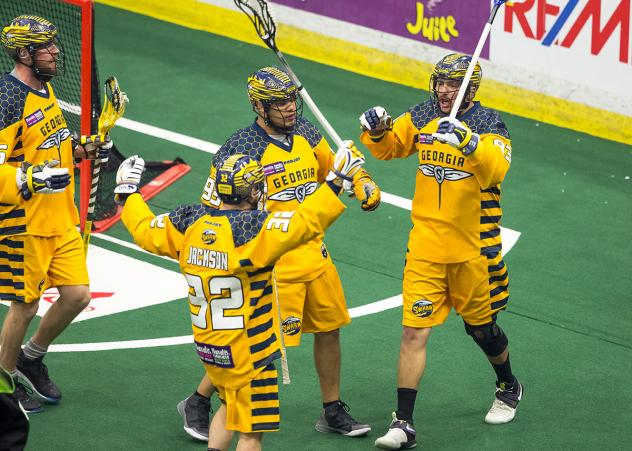 Georgia Swarm Unveils Active Roster for 2017-18 Season