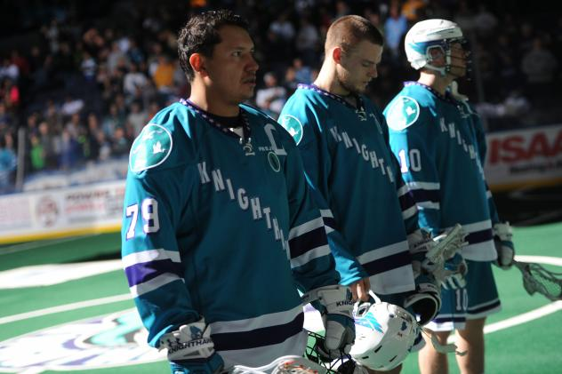 Knighthawks Announce 2017-18 Roster
