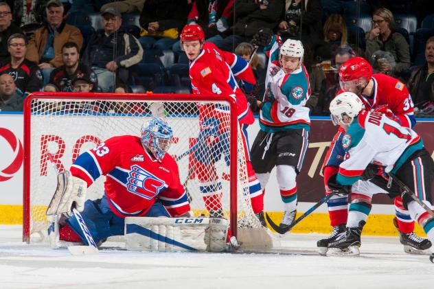Rockets Get Set for An Action Packed Weekend Including the Teddy Bear Toss