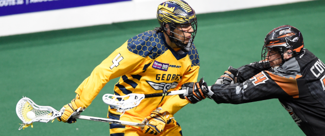 Georgia Swarm Opens 2017-18 NLL Season Friday against New England Black Wolves