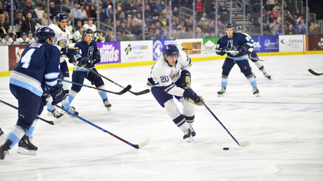 Stampede Come up Short in Wild Game vs Madison