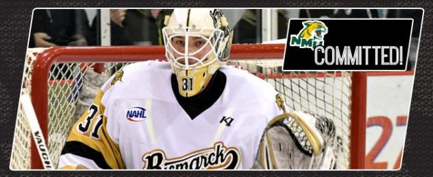 Bobcat Goalie Ullan Commits to Northern Michigan