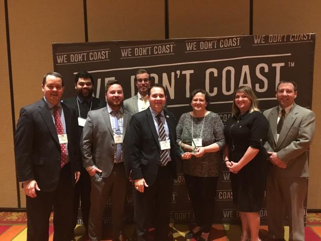 Storm Chasers Presented 2018 Business Progress Award