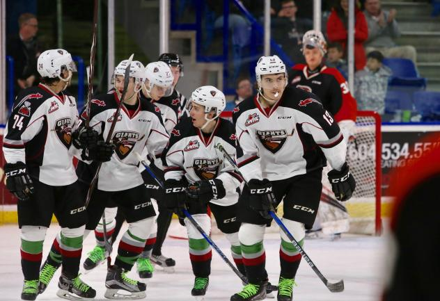 Vancouver Giants Celebrate