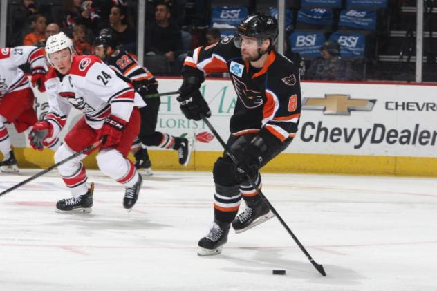 Lehigh Valley Phantoms Take the Puck up Ice