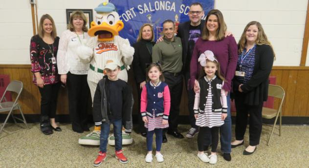 Take a Duck to Class Essay Contest Winner