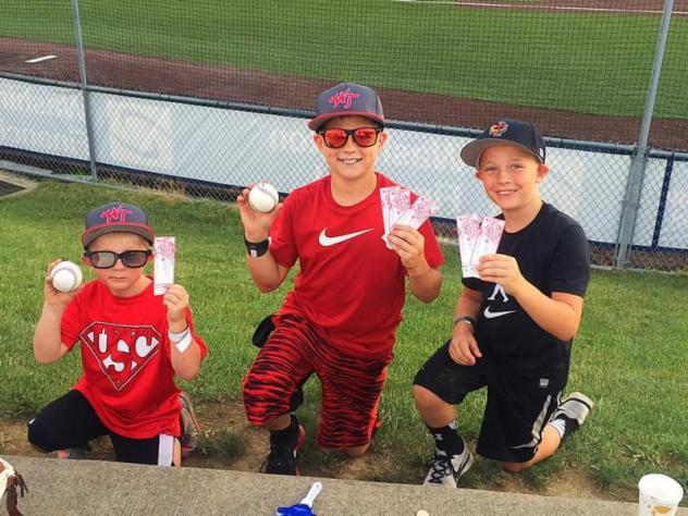 Kids with Washington Wild Things tickets
