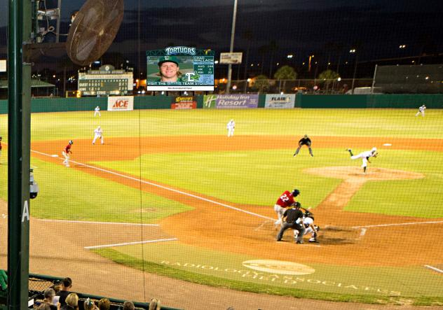 Daytona Tortugas Video Board