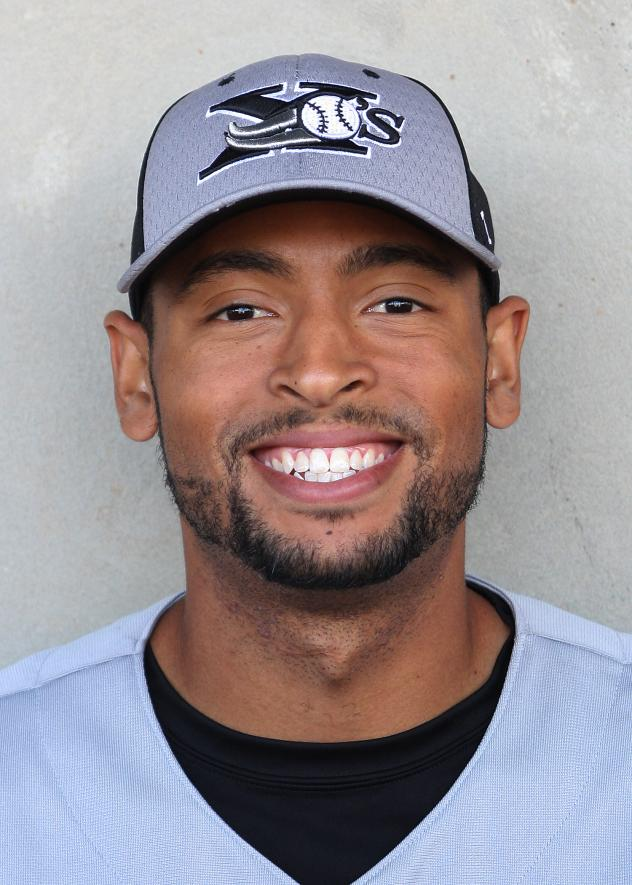 Geoff Broussard of the Sioux City Explorers