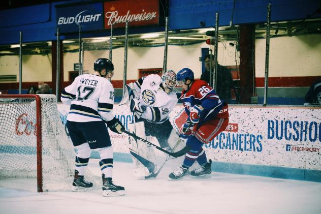 Sioux Falls Stampede vs. the Des Moines Buccaneers