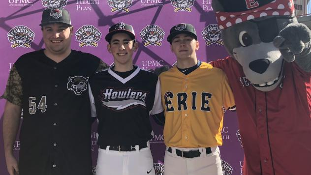 Erie SeaWolves Introduce 2018 On-Field Uniforms