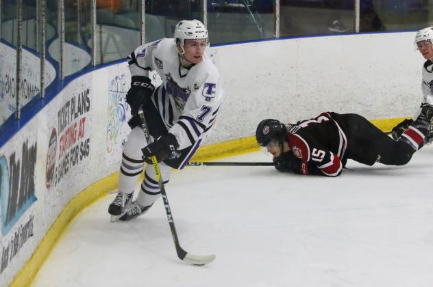 Mike Koster of the Tri-City Storm