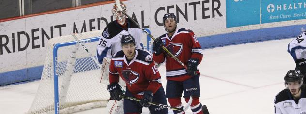 South Carolina Stingrays in action