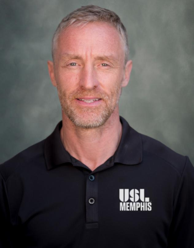 New USL Memphis Sporting Director Andrew Bell