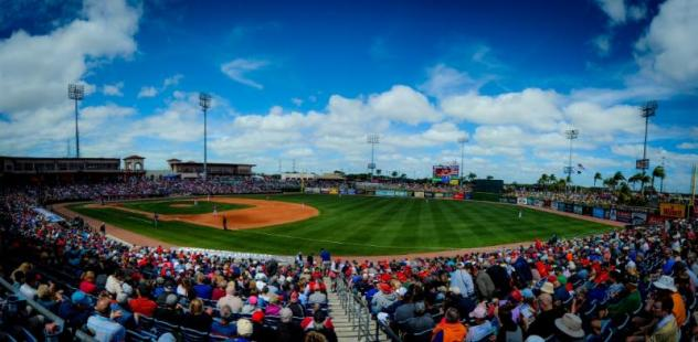 Spectrum Field, home of the Clearwater Threshers
