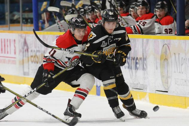 Cape Breton Screaming Eagles vs. the Drummondville Voltigeurs in Game Five