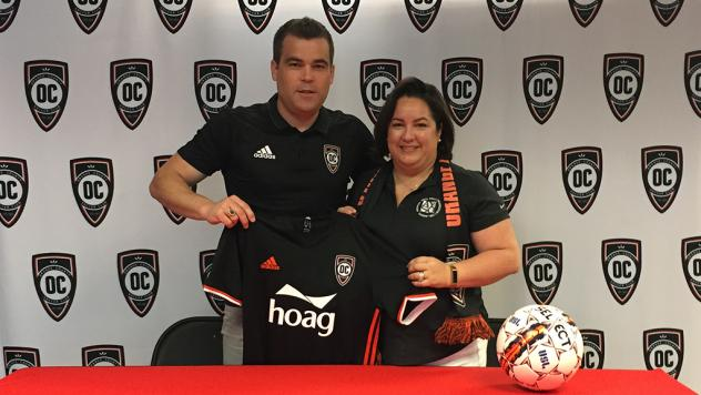Orange County SC Announce Community Partnership with AYSO Section 11