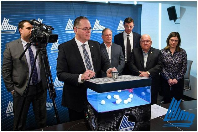 2018 QMJHL Entry Draft Lottery