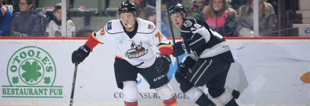 Adirondack Thunder Forward Troy Bourke
