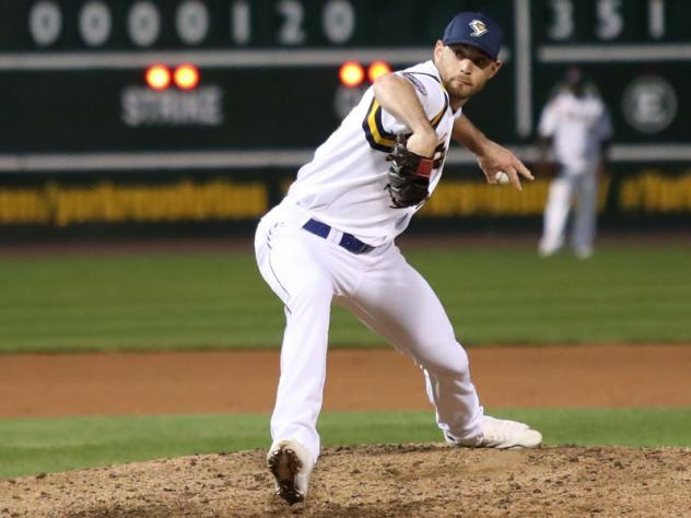 Somerset Patriots LHP Chase Huchingson