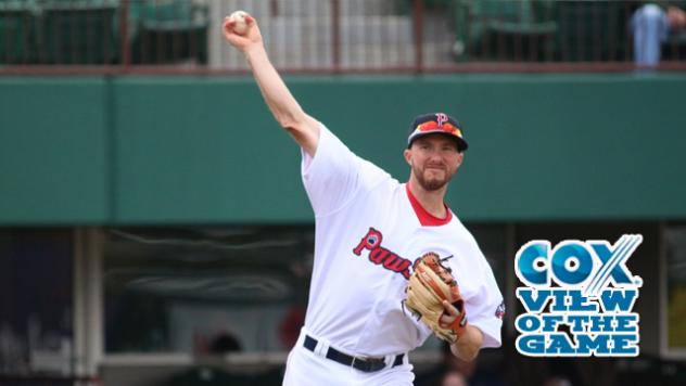 Pawtucket Red Sox in action