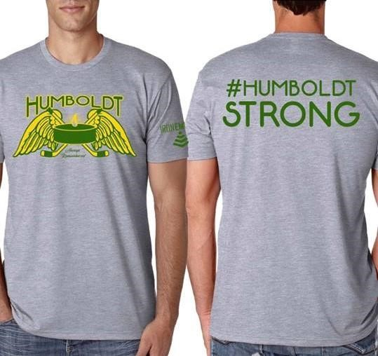Empire Clothing #Humboldt Strong t-shirt
