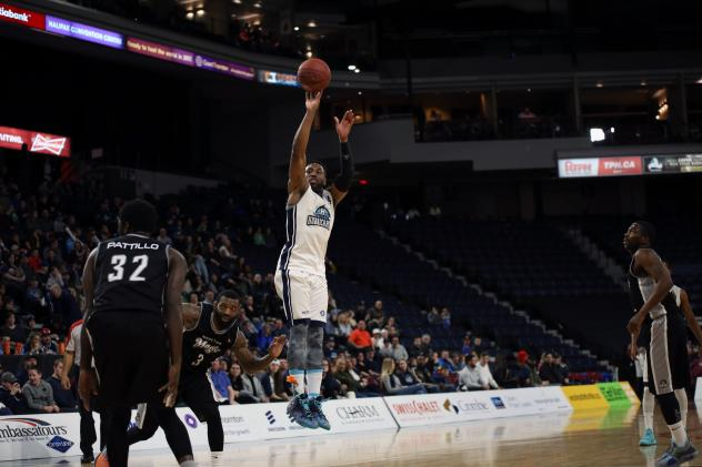 Halifax Hurricanes vs. the Moncton Magic in playoff game two