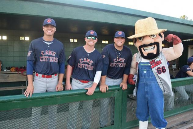 Acadiana Cane Cutters' Home Opener