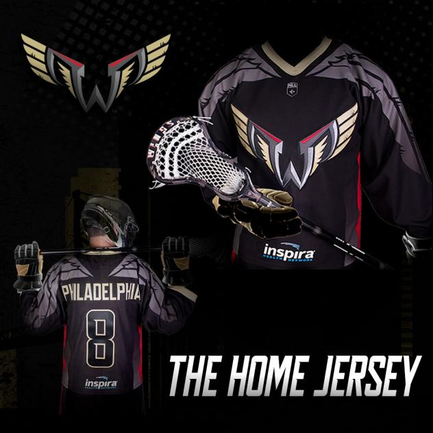 Philadelphia Wings Uniforms