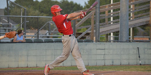 Acadiana Cane Cutters with a big swing