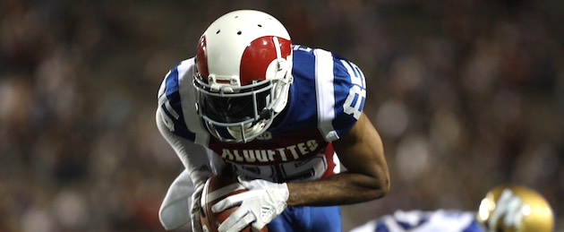 Montreal Alouettes wide receiver BJ Cunningham