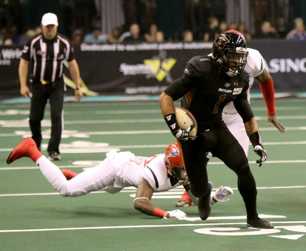 Arizona Rattlers find open ground against the Sioux Falls Storm