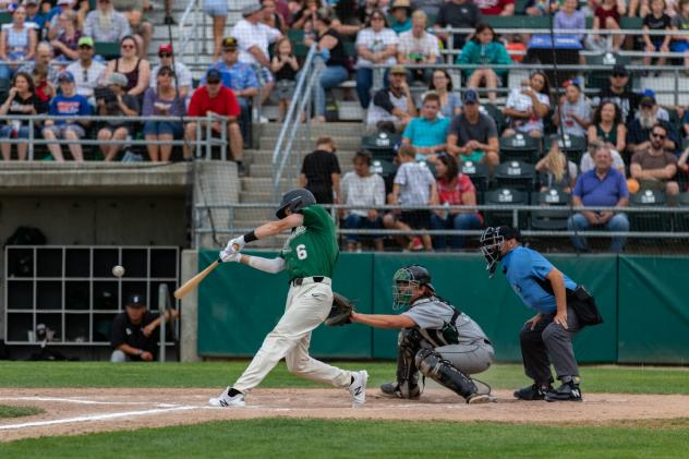 Cole Carder of the Medford Rogues