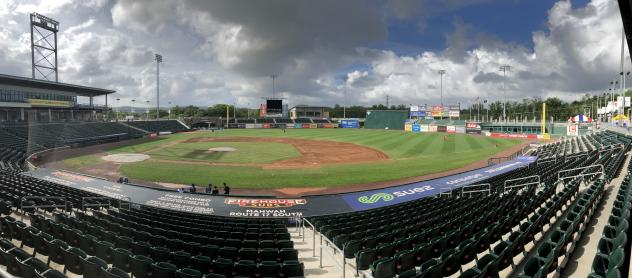 Palisades Credit Union Park, home of the Rockland Boulders