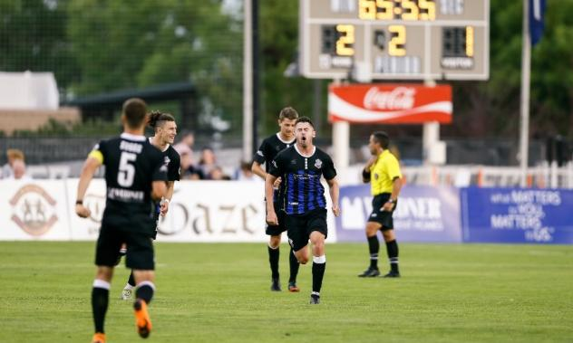 Marty Maybin Named to USL Team of the Week - OurSports Central