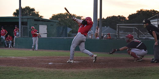 Acadiana Cane Cutters get in a big swing