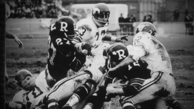 Ottawa Rough Riders vs. the Calgary Stampeders