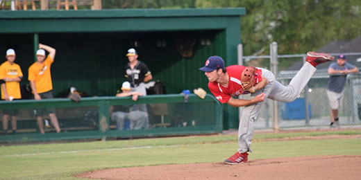 Acadiana Cane Cutters deliver a pitch