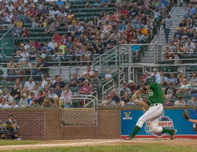 Tyler Plantier of the Madison Mallards