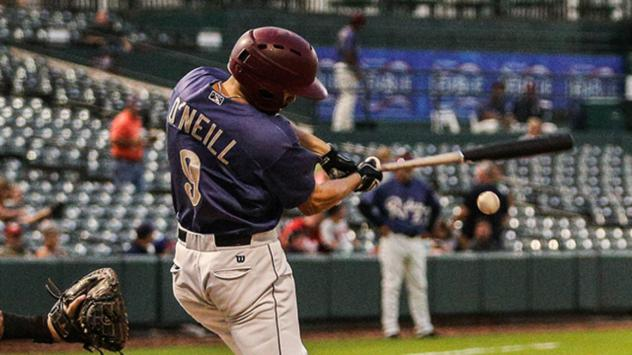 Michael O'Neill of the Frisco RoughRiders