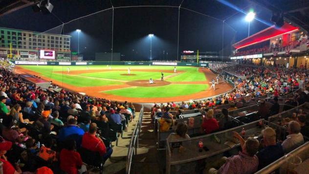 SRP Park, home of the Augusta GreenJackets