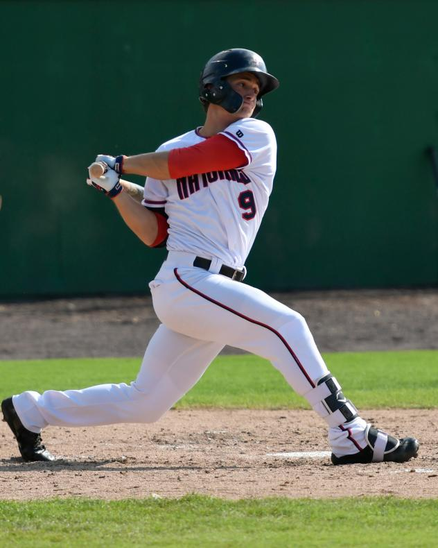 Potomac Nationals OF Rhett Wiseman