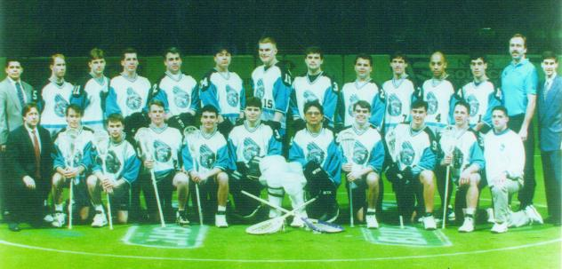 The 1995 Rochester Knighthawks